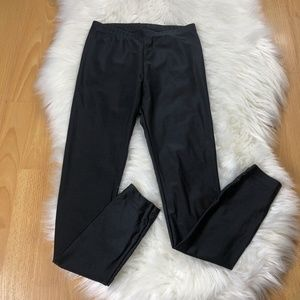 American Apparel Tricot Spandex Disco Leggings